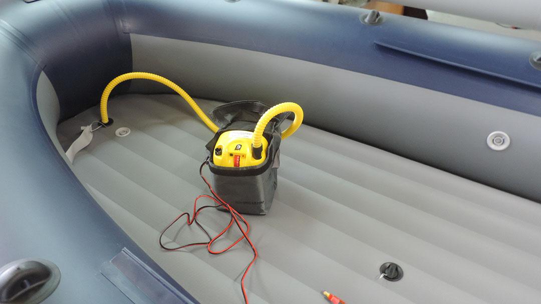 Насос электрический с регулятором давления